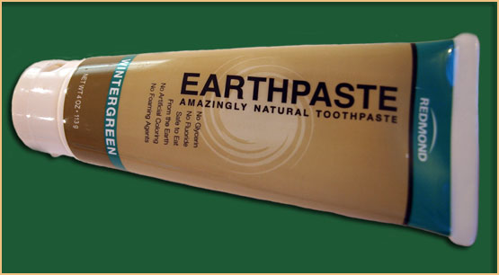 Bentonite Clay Toothpaste