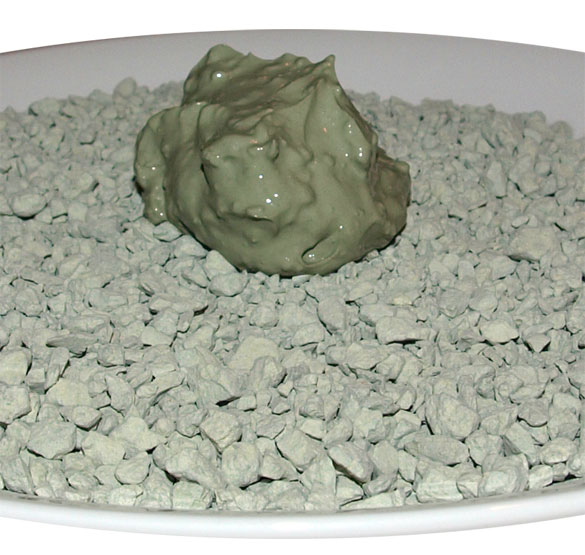 Raw French Illite Clay