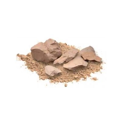 Red Mineral Desert Clay - Terramin - All Purpose - Powder - 5 lbs.